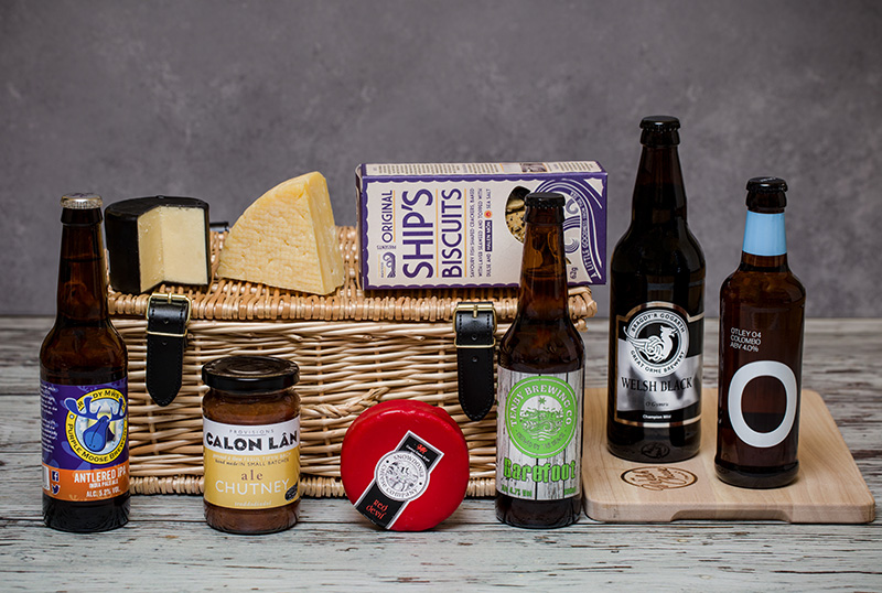 Beer and Cheese Lover's Hamper