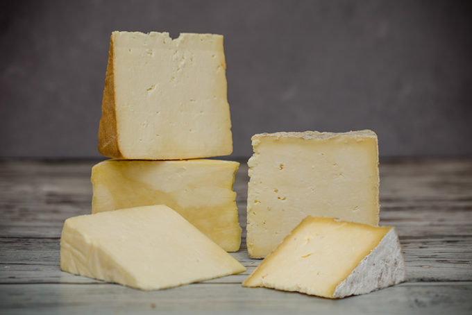 A brief history of Caerphilly cheese