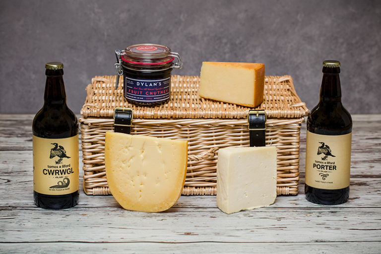 Craft Beer and Cheese Hamper