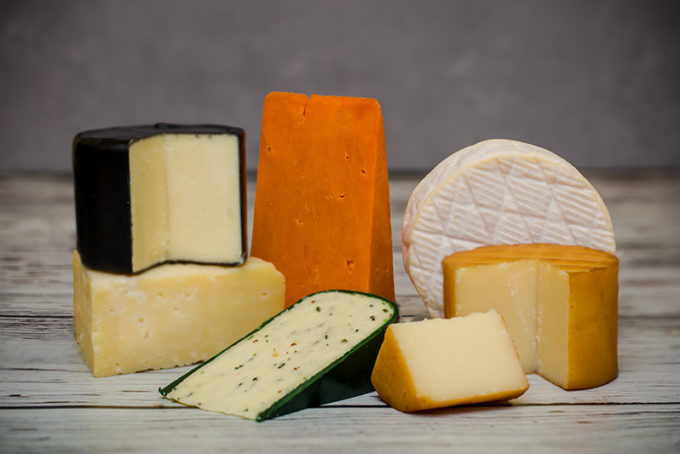 Welsh Cheese Producers Triumph At British Cheese Awards