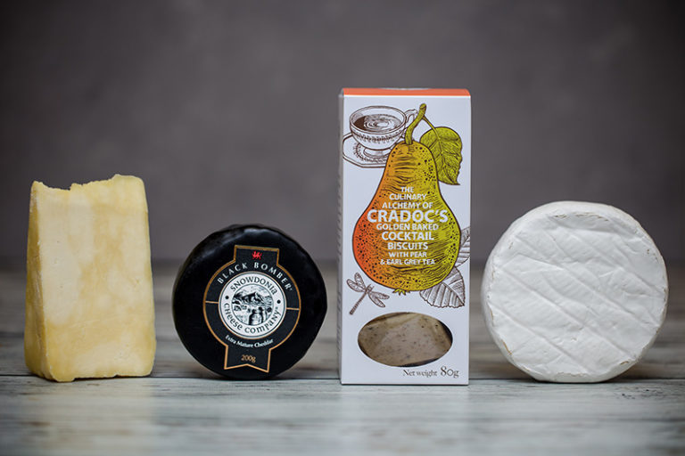 Welsh Cheese Taster Box