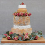 Caernarfon Cheese Wedding Cake