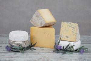 Conwy Cheese Wedding Cake Taster Box