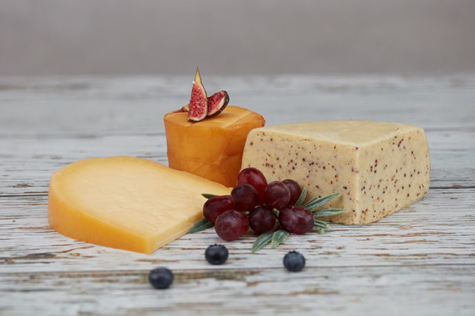 Pembroke Cheese Celebration Cake Taster Box