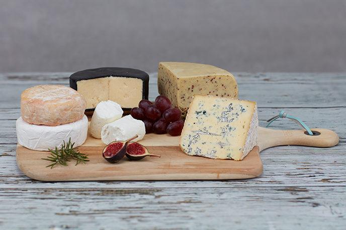 Medium Welsh Cheeseboard Selection