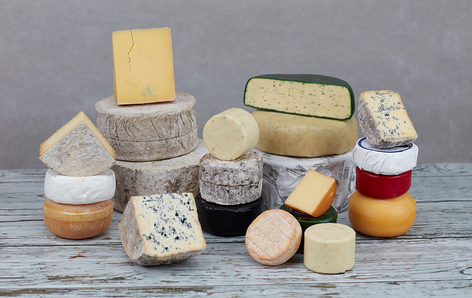 Welsh Cheese Supplied to the Trade