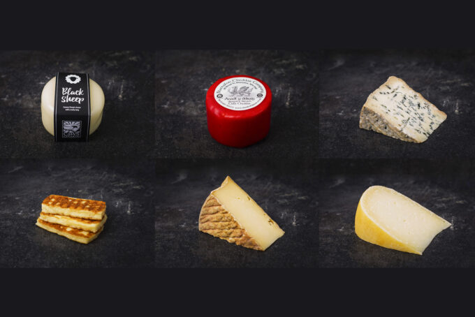 New Welsh cheeses added to our website!