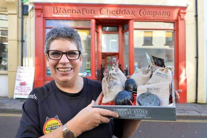 Blaenafon Cheddar Company – Producer of the Month
