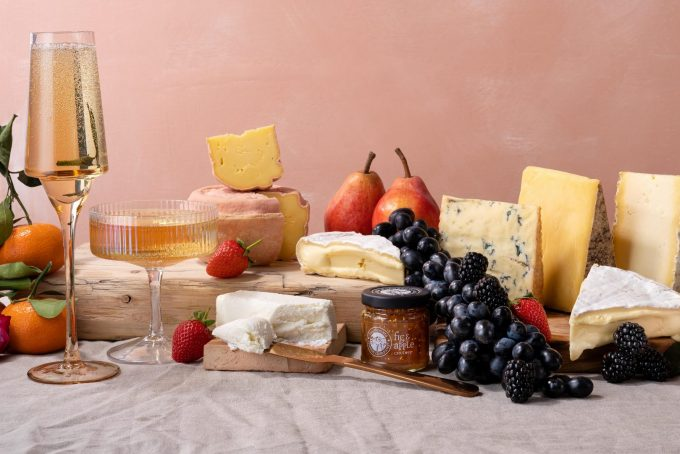 Welsh Wine Week – Cheese and Wine Pairings