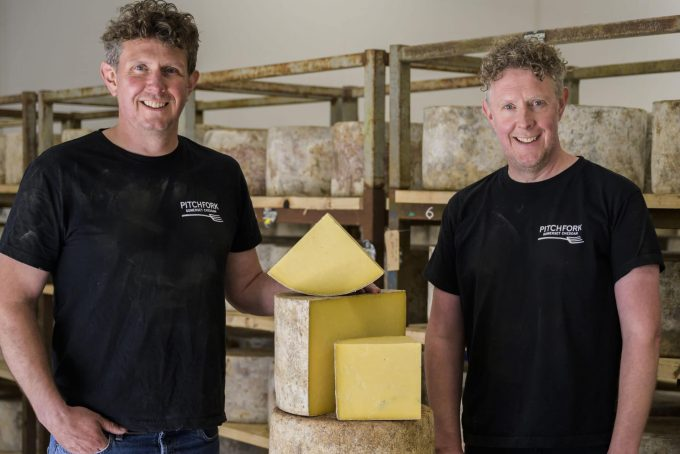 Trethowan's Dairy – Producer of the Month